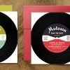 New! Motown Record Save the Dates